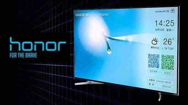 Honor TV estará virada para P & D, deixando a guerra de preços de lado 1