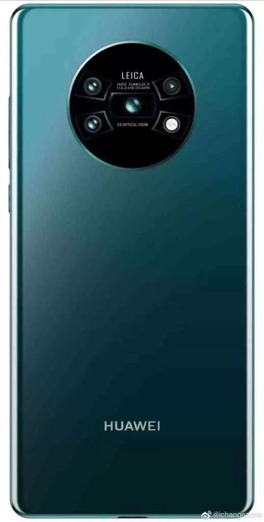Huawei Mate 30 câmera traseira Pro