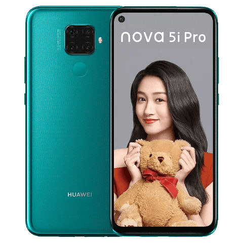 Huawei Nova 5i Pro Esmeralda Greeen
