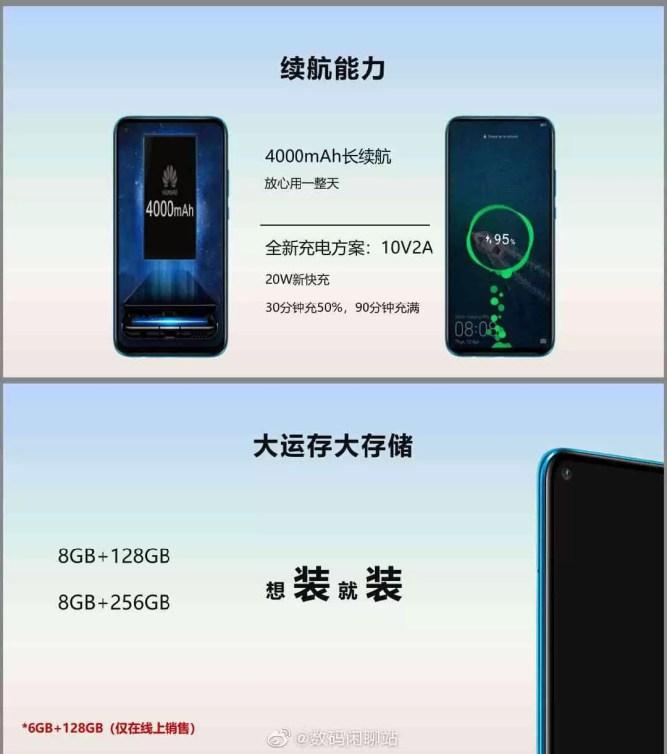 Bateria Huawei Nova 5i Pro