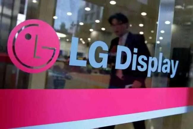 LG Display agora fornecedor secundário de maçã