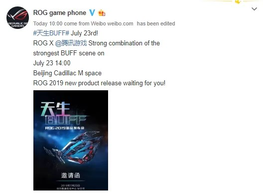 ROG Phone 2 - Jogos ASUS e Tencent