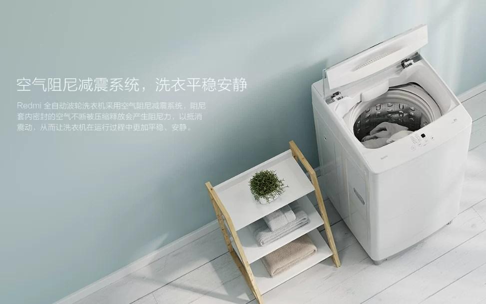 Redmi 1A máquina de lavar roupa