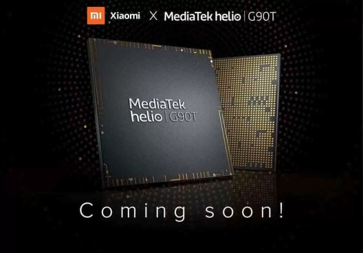 Xiaomi Helio G90T