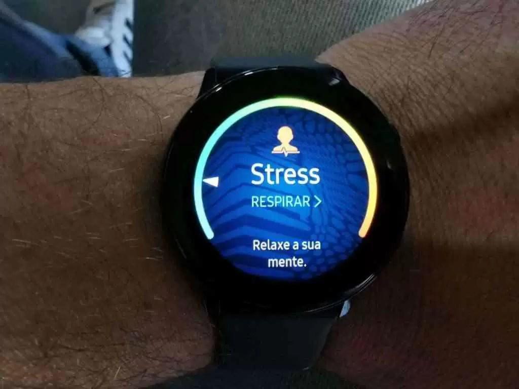 Análise Samsung Galaxy Watch Active o melhor Fitness Watch até á data 8