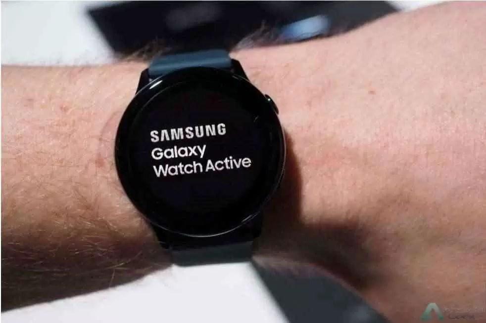 Análise Samsung Galaxy Watch Active o melhor Fitness Watch até á data 1