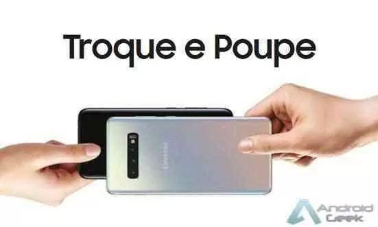 Samsung oferece reembolso de até 550€ na compra de um Galaxy S10 2