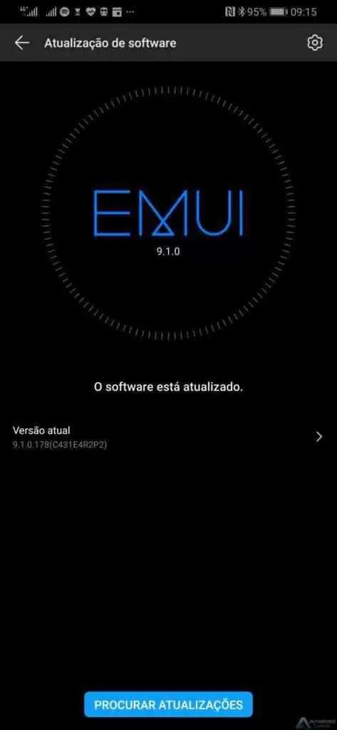 Ecrã Always On colorido chega às séries Huawei P30 e Mate 20 com o EMUI 10.1 2