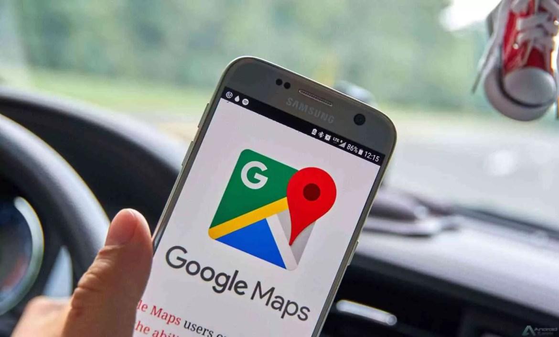 Conheçam a tecnologia por detrás do Google Maps 1