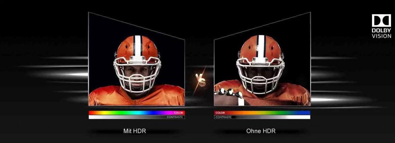 Análise TV Hisense H55U8B. Premium a bom preço 10