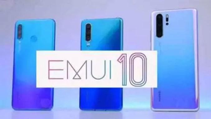 EMUI 10 será lançada na Huawei Developer Conference 2019 1