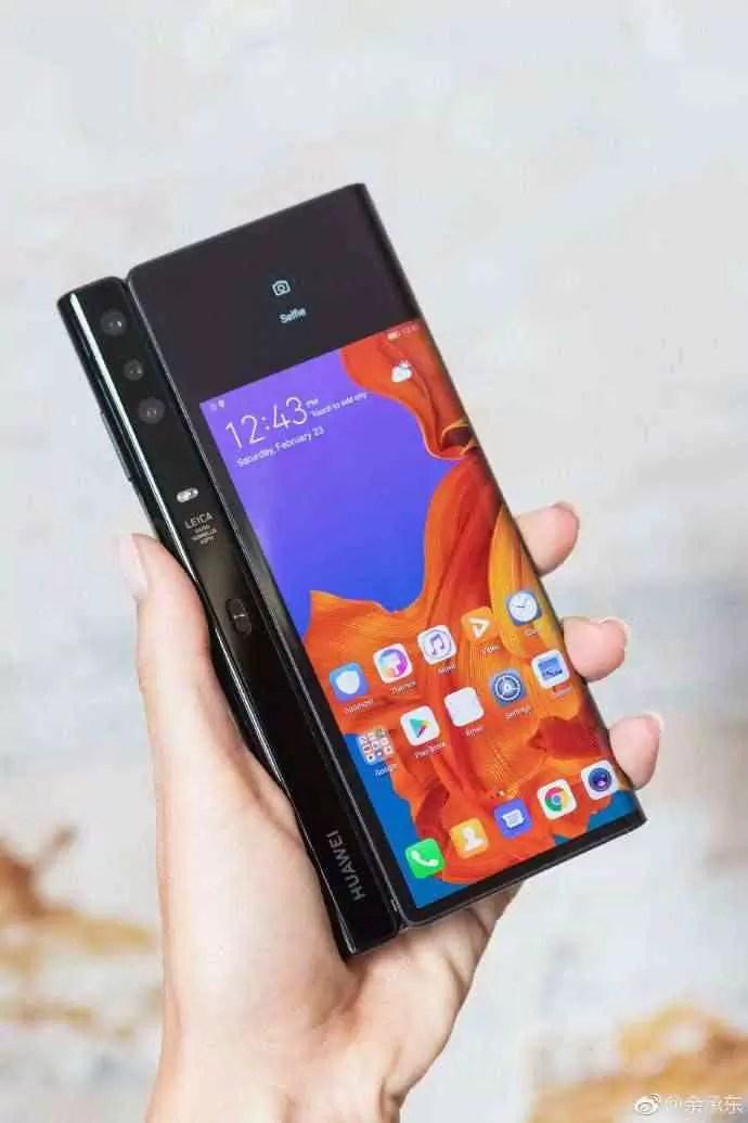 Huawei Mate X 5G não deverá ser barato, tal como se esperava 1