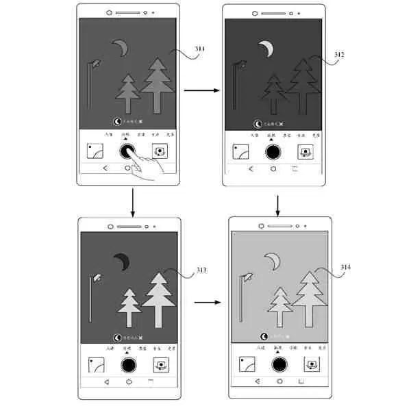 Patente da Huawei revela um método e configuração de câmara para captura vívida da Lua 2