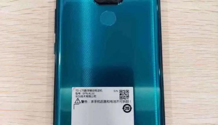 Huawei Nova 5i Pro (Mate 30 Lite) revelado em imagens reais 1