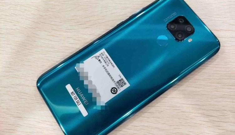 Huawei Nova 5i Pro (Mate 30 Lite) revelado em imagens reais 4