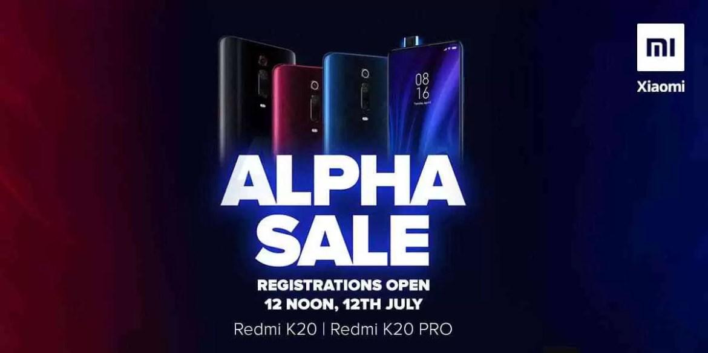 Venda Xiaomi Redmi K20 / K20 Pro Alpha