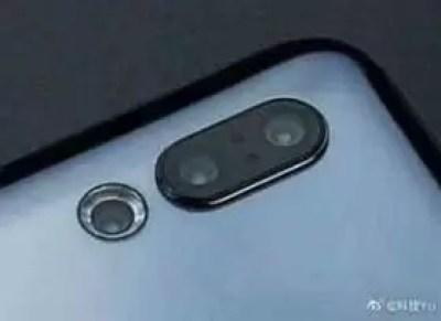Meizu 16s Pro para ter um anel de flash em torno da terceira câmera