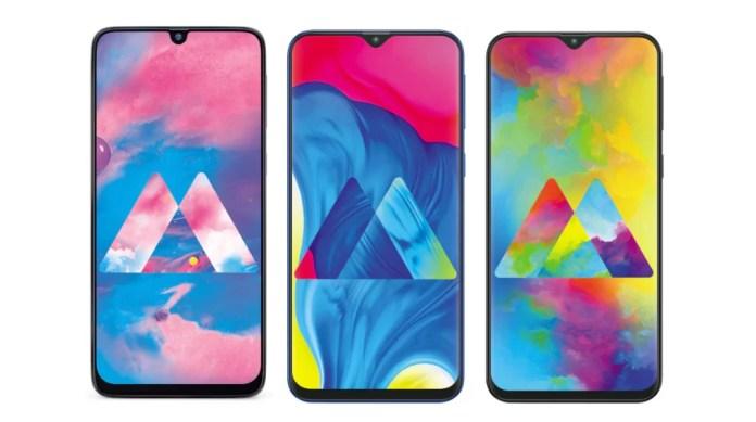 Samsung Galaxy M21, M31, M41 com especificações reveladas meses antes do lançamento em 2020 1