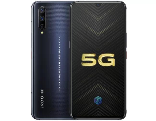 IQOO Pro 5G em destaque