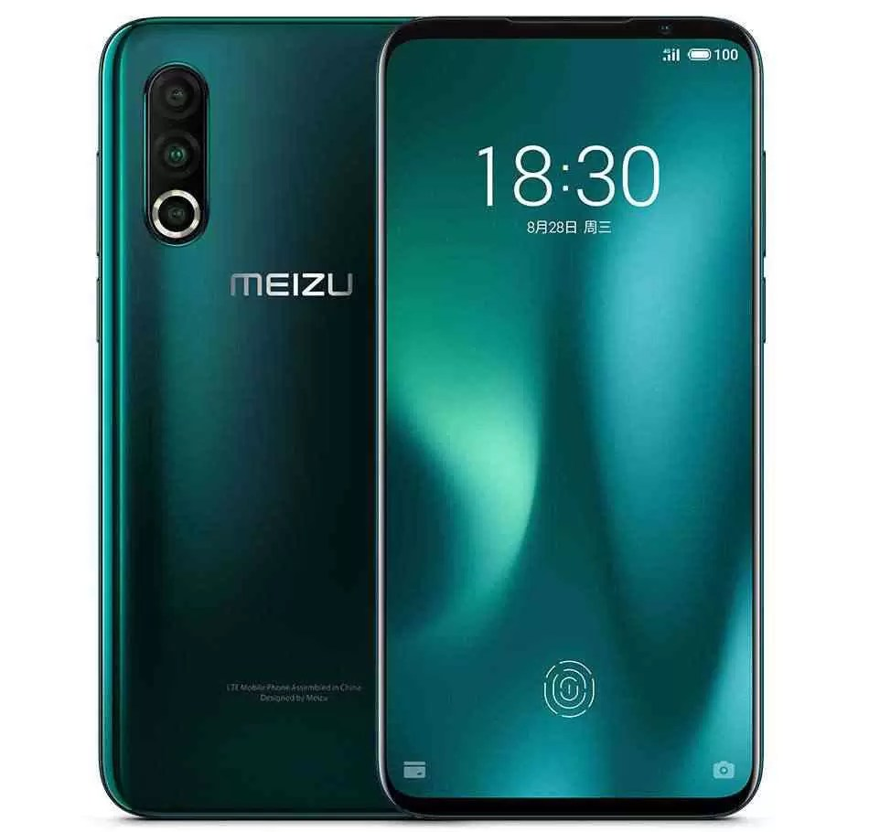 Meizu 16s Pro chega com Snapdragon 855 Plus e sem entalhe 1