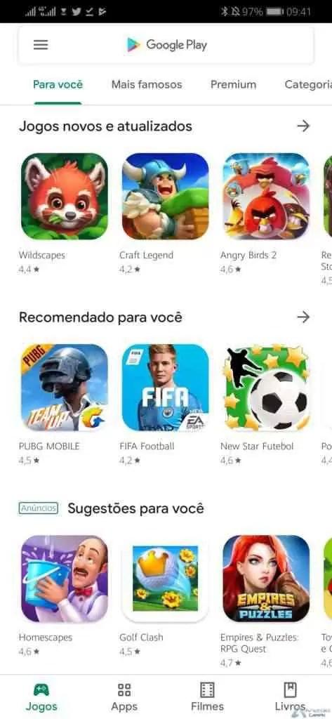 A nova Google Play Store está oficialmente disponível para todos 1