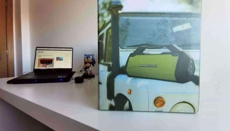 Análise Energy Sistem Outdoor Box Beast - Uma verdadeira Besta de coluna portátil 3