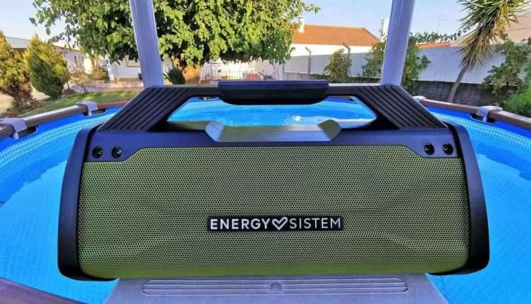 Análise Energy Sistem Outdoor Box Beast - Uma verdadeira Besta de coluna portátil 19