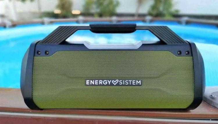 Análise Energy Sistem Outdoor Box Beast - Uma verdadeira Besta de coluna portátil 16