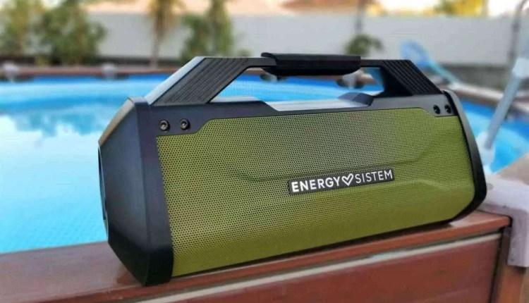 Análise Energy Sistem Outdoor Box Beast - Uma verdadeira Besta de coluna portátil 15