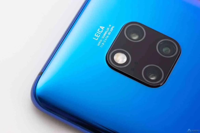 Huawei Mate 20 Pro recebe nova atualização que traz escurecimento DC 1