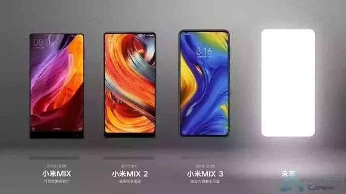 Xiaomi Mi Mix 4 vê revelada interface do utilizador cortesia da SlashLeaks 1