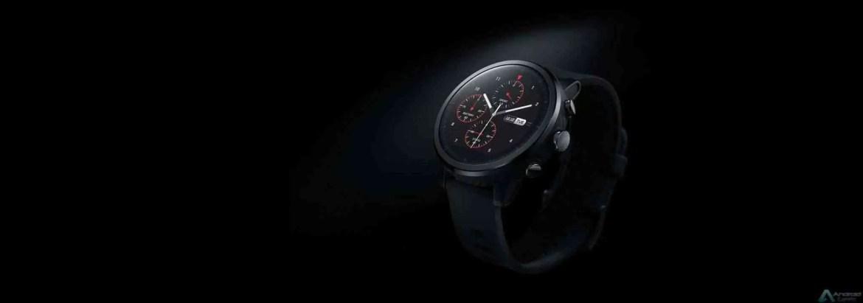 O próximo relógio Amazfit Sports Watch 3 da Huami contará com NFC e uma Elite Edition com corpo em titânio 1