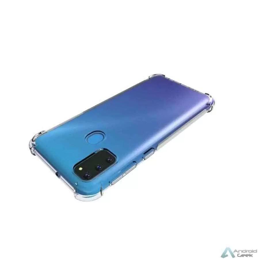 Especificações principais do Samsung Galaxy M30s confirmadas através da informação do Android Enterprise 1