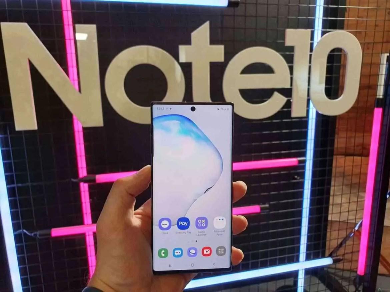 Análise Samsung Galaxy Note 10 Plus. Pacote completo do melhor que a indústria tem 1