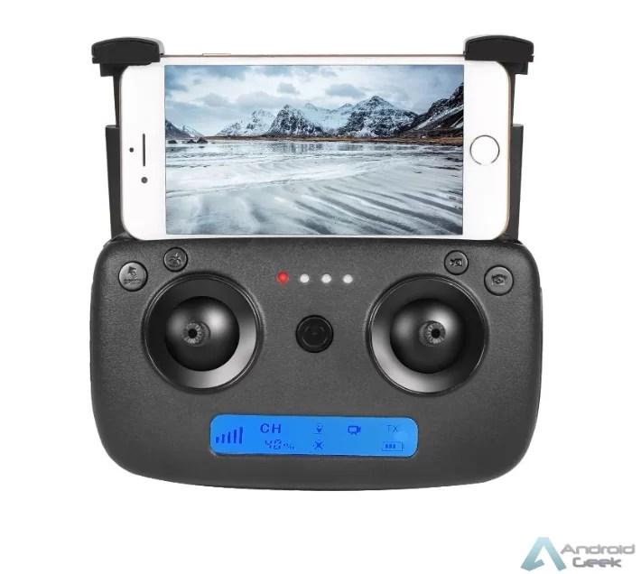 SG901 Dronecom câmara dupla e bateria de longa duração com 45% de desconto! Agarra o teu código de desconto 7