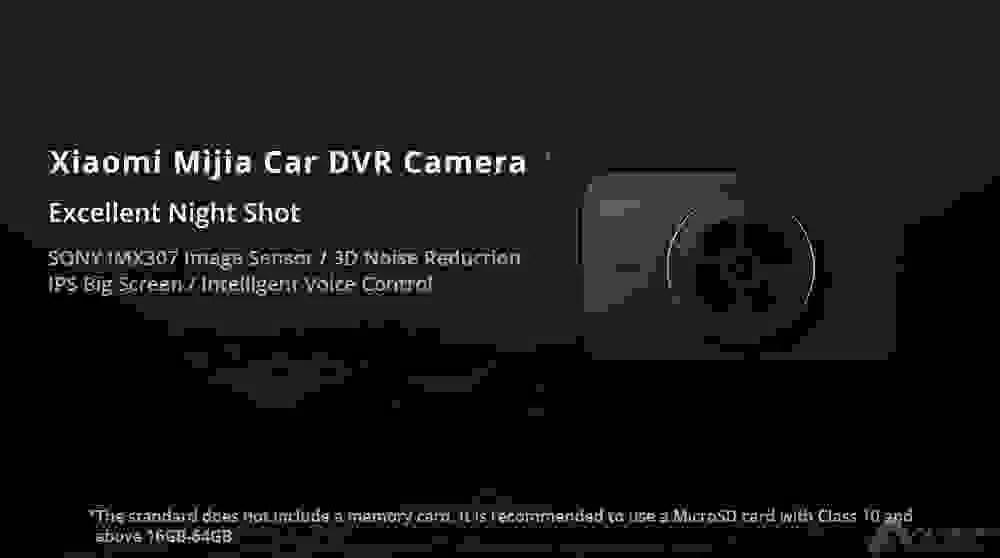 Xiaomi Mijia Car Recorder 1S é a câmara que vos falta no carro e está com 58% de desconto 2