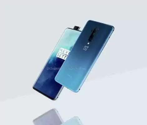 OnePlus 7T Pro (imagem vazada na imprensa)