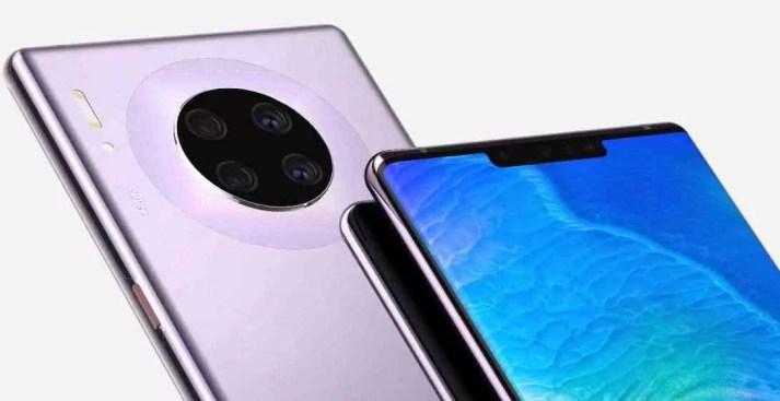 Vejam a apresentação da série Huawei Mate 30 ao vivo aqui 3