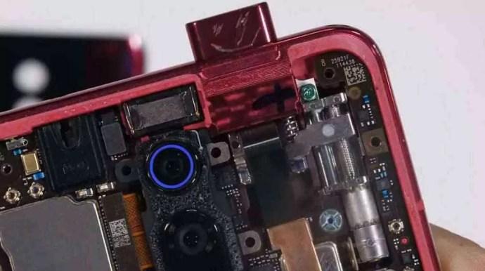 Desmontagem do Redmi K20 Pro revela componentes internos bem montados e resistência à água 1