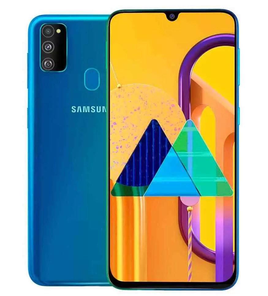 Todos os recursos do Samsung Galaxy M30s foram filtrados