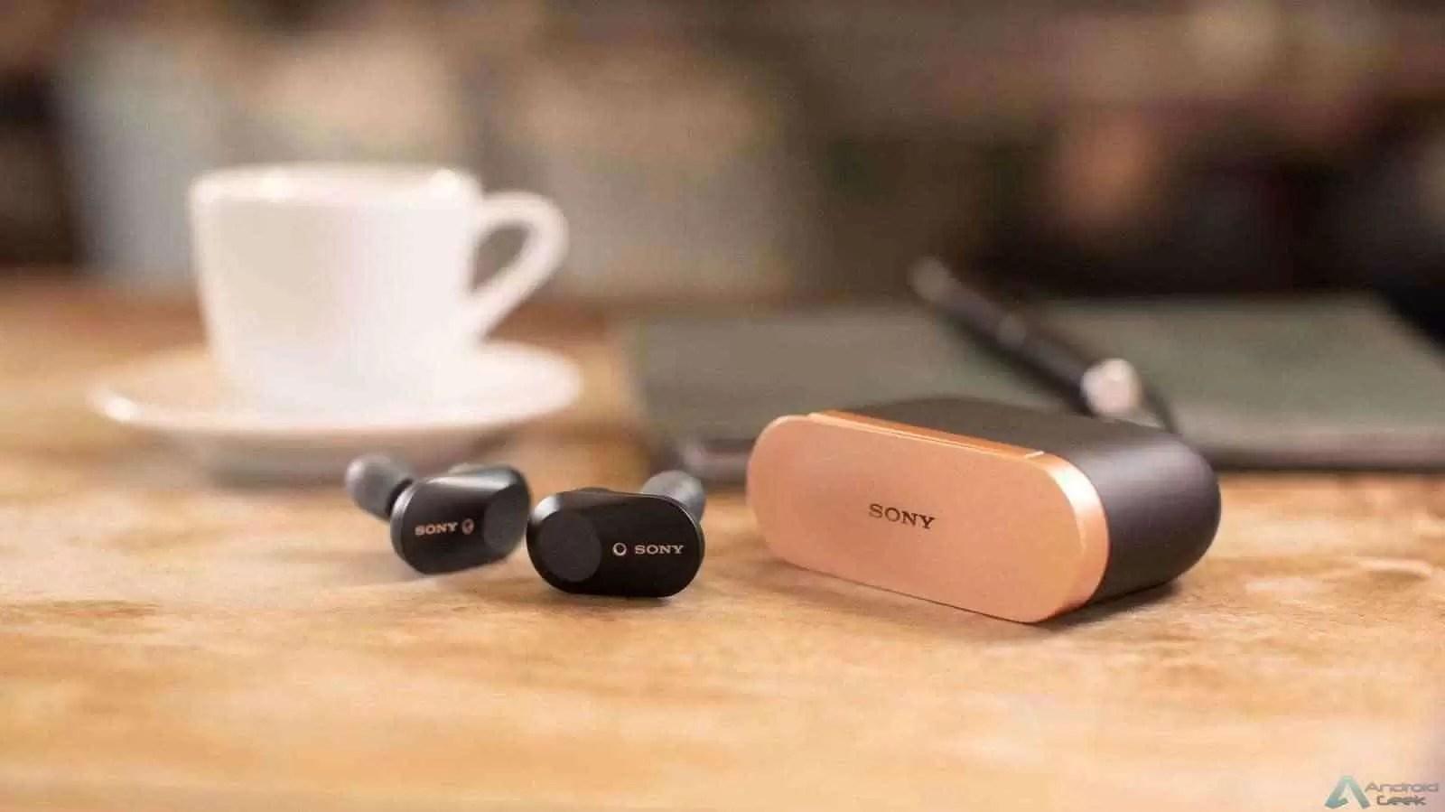 Análise Sony WF-1000XM3 amor à primeira música 10