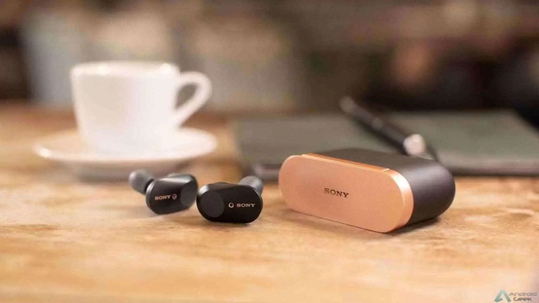 Análise Sony WF-1000XM3 amor à primeira música 1