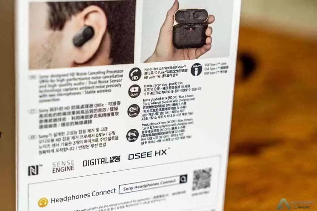 Análise Sony WF-1000XM3 amor à primeira música 7