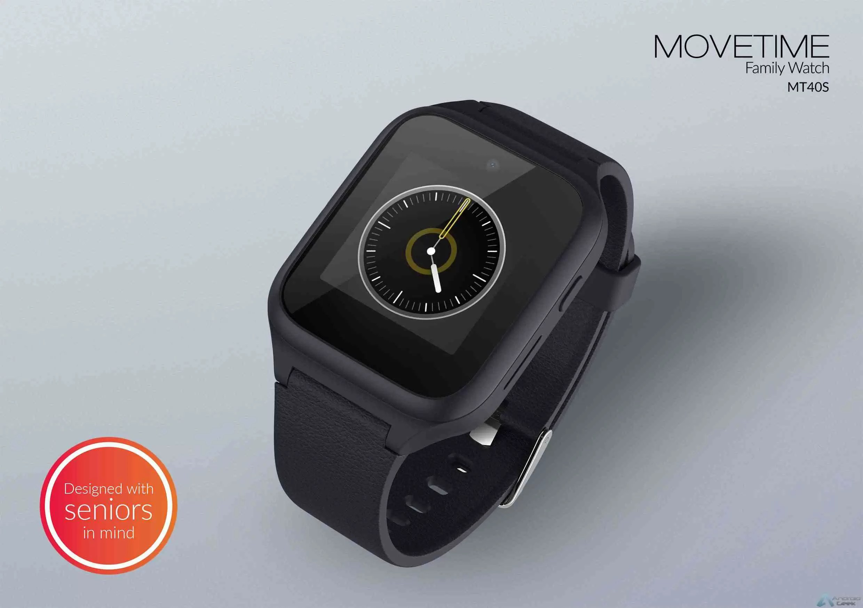 TCL Communication apresenta o seu novo smartwatch 4G com chamadas vídeo durante a IFA Berlim 2019 1