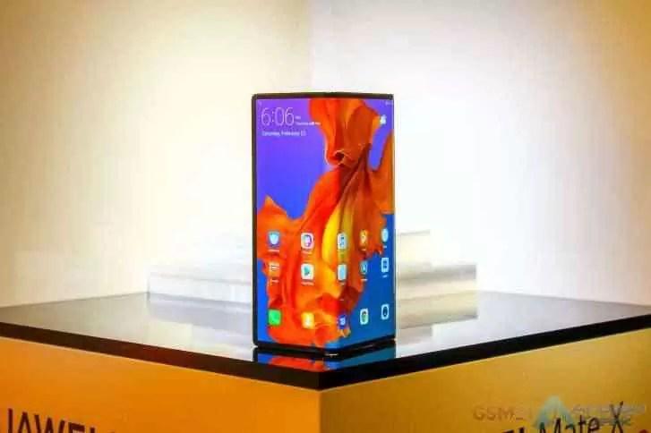 Huawei Mate X pode ser lançado no próximo mês, com uma versão com o chipset Kirin 990