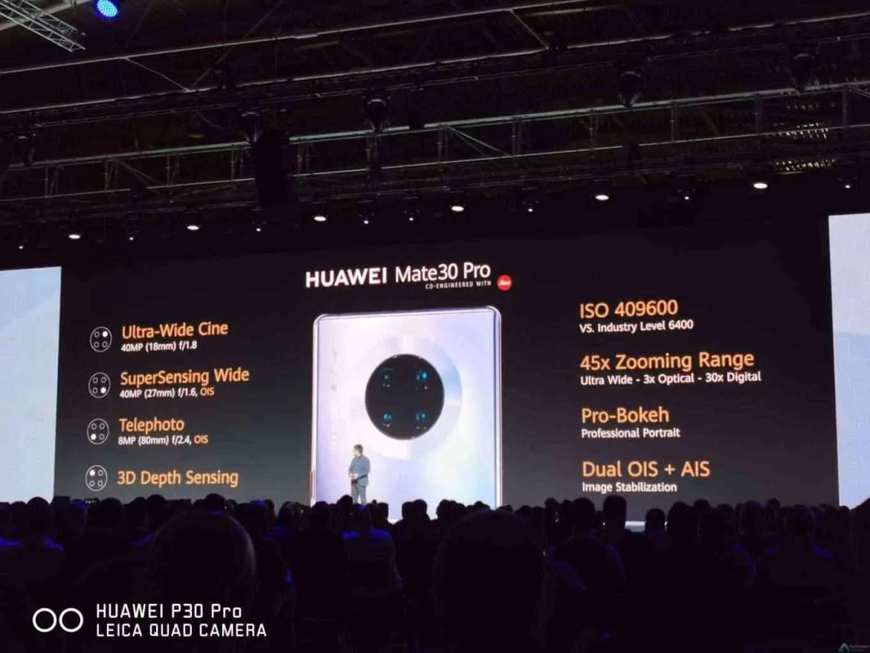 Análise Huawei Mate 30 Pro. O mais esperado FlagShip, chegou! 20