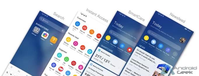 Huawei Assistant vai melhorar a eficiência e fornecer ao utilizador informações em tempo real 1