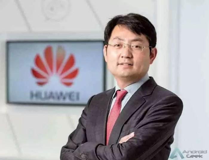 Entrevista a Walter Ji: Huawei não desiste do Android, e planeia o futuro 1