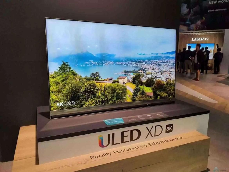 Hisense volta a fazer das suas na IFA 2019 e lança VIDAA U4 e uma gama de televisores de fazer água na boca 2