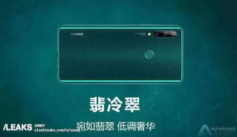 Huawei Enjoy 10 Plus opções de cores surgem online 1